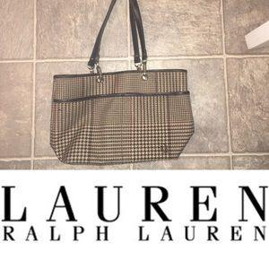 Lauren Ralph Lauren satchel